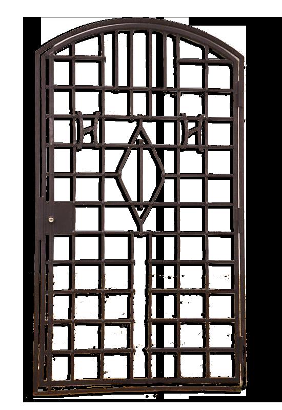 kovaná-otvírací-mříž