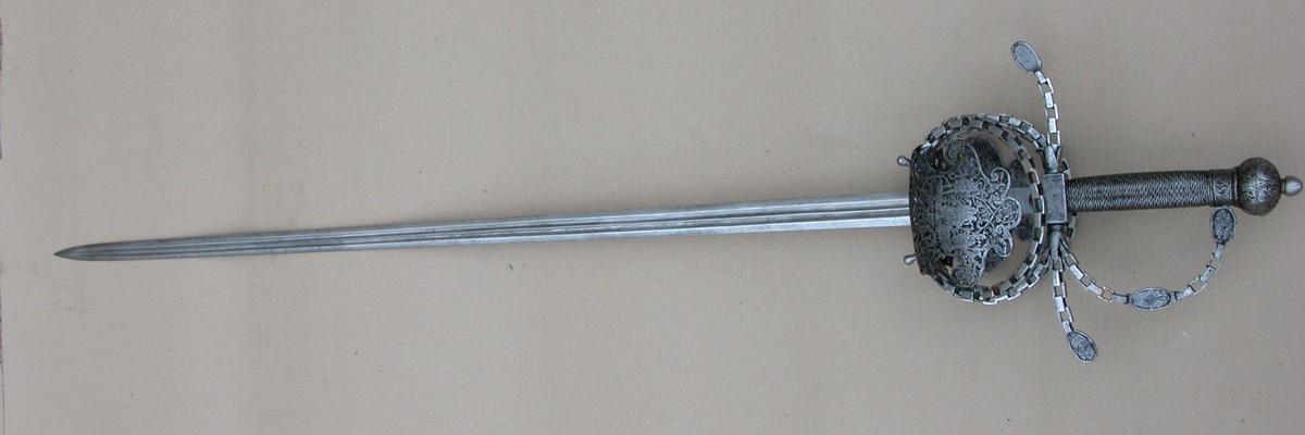 Meč - 16. století